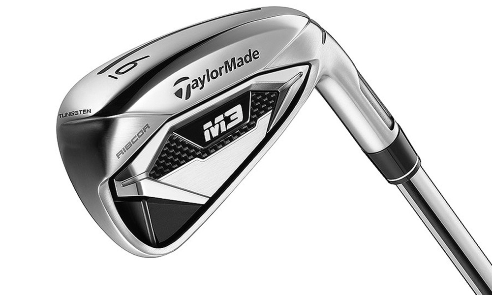 Taylormade M3 irons reduced from €899 to €749!