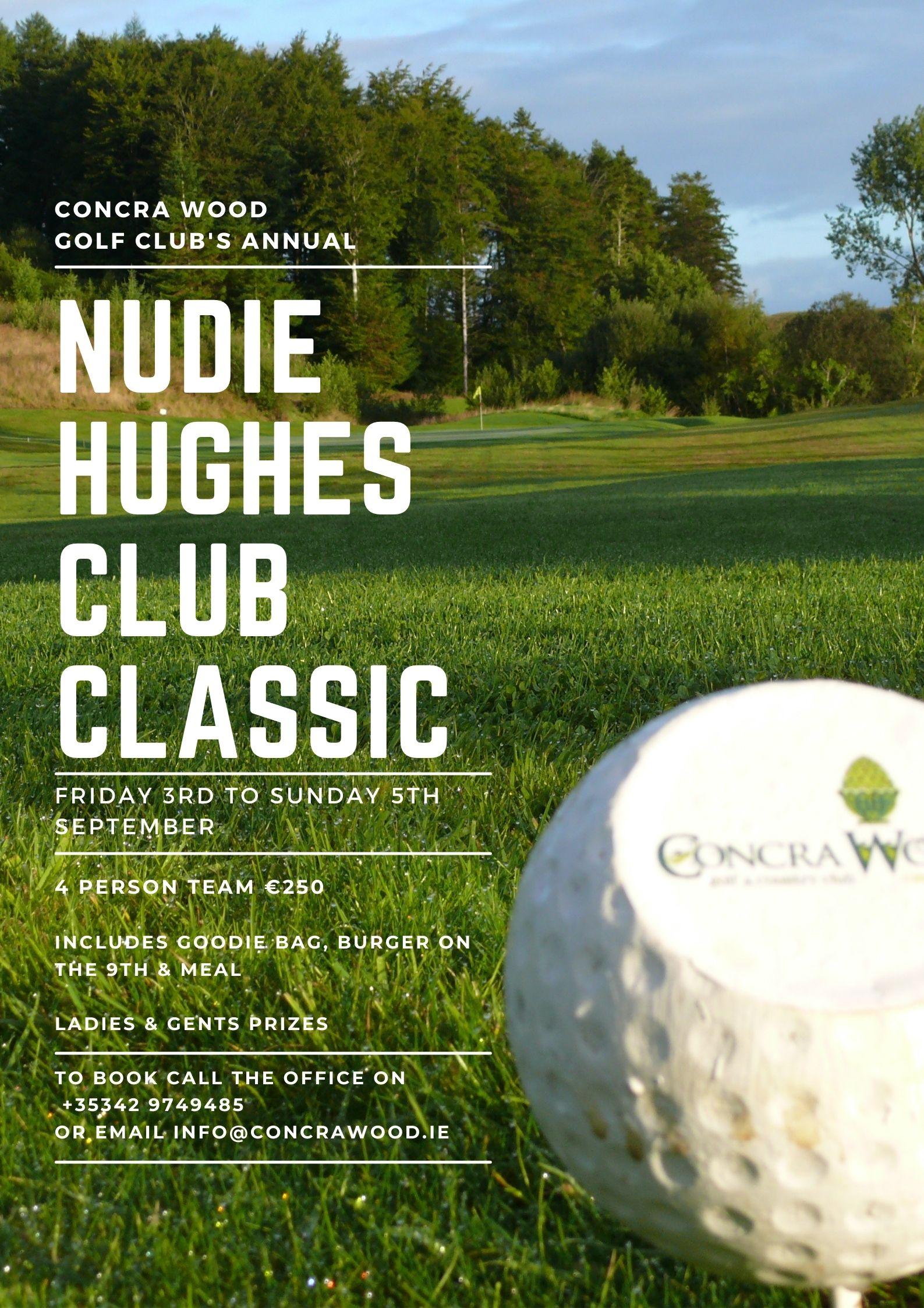 nudie hughes club classic